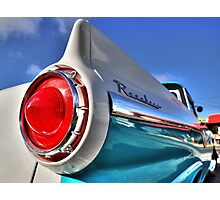 Ranchero Photographic Print