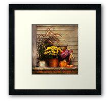Autumn Still Life II Framed Print
