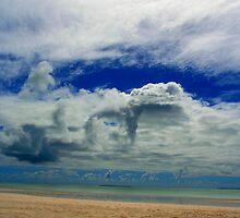 Clouds, Cocos (Keeling) Islands, Indian Ocean by jwatson