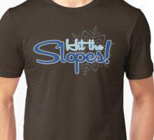 Hit the Slopes Unisex T-Shirt