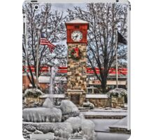 Ice Cold Holiday iPad Case/Skin