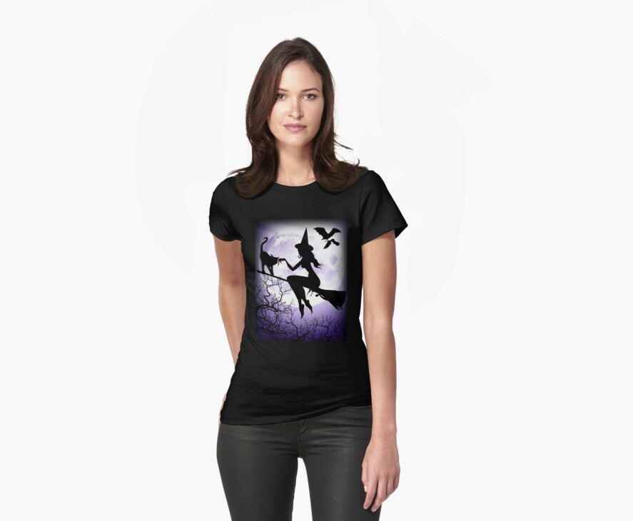 All Hallows Eve Tee by dimarie
