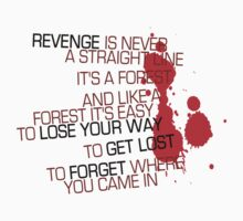 Kill Bill - Revenge Is Never A Straight Line by scatman