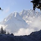 Berchtesgaden Mountains I by Friederike Alexander