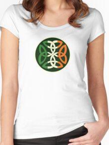 Irish Knot Women's Fitted Scoop T-Shirt