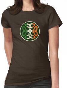 Irish Knot Womens Fitted T-Shirt
