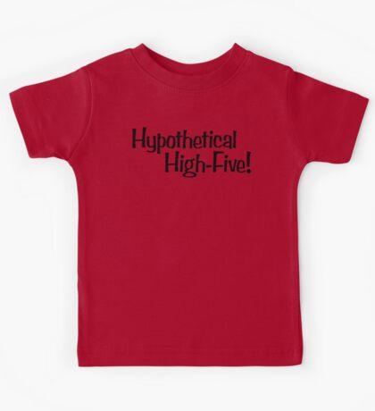 Hypothetical High-Five! Kids Tee