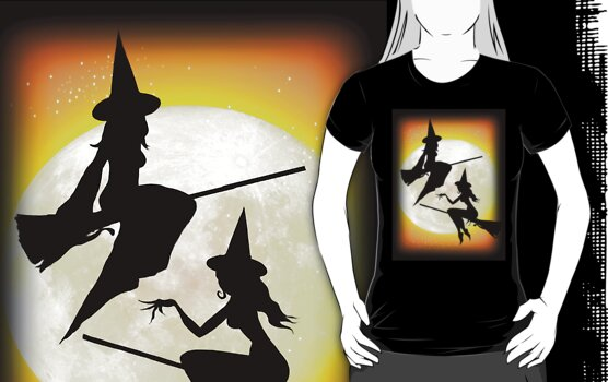 Halloween Girlz Tee by dimarie