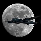 Bomber's Moon by © Steve H Clark Photography