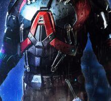 Arrow - Atom Suit (Ray Palmer) Sticker