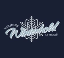 Visit Frosty Winterhold - It's MAGICAL! (tm) One Piece - Long Sleeve