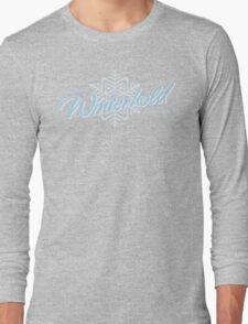 Visit Frosty Winterhold - It's MAGICAL! (tm) Long Sleeve T-Shirt
