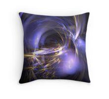 Fractal arts Throw Pillow