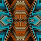 Navaho Blanket by joanw