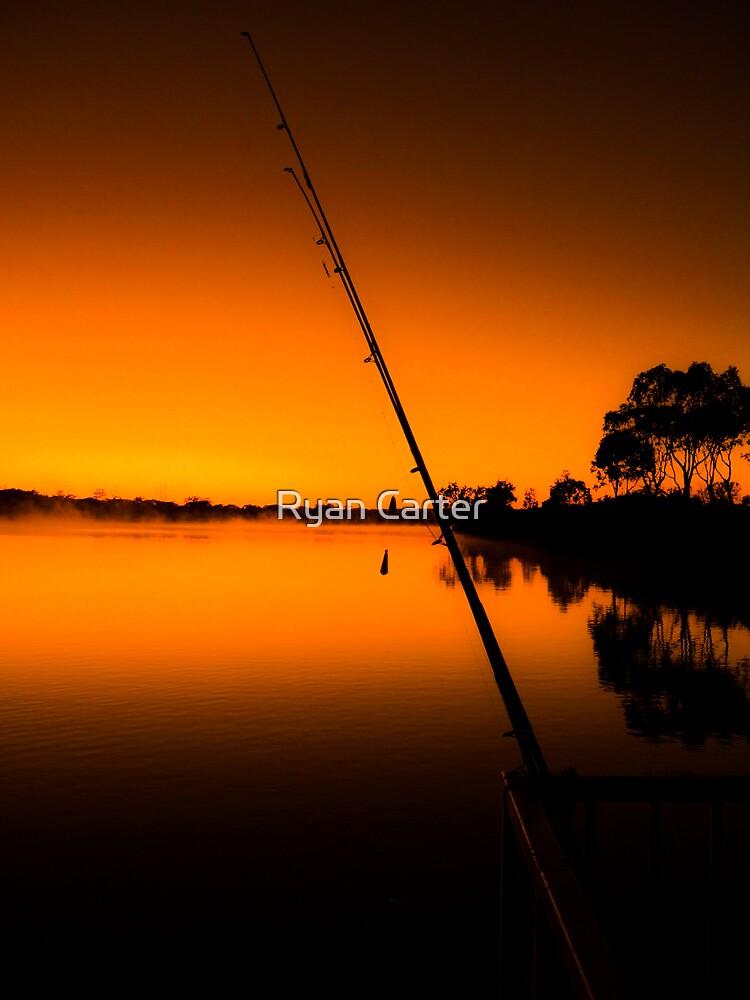 Early Morning Fishing by Ryan Carter