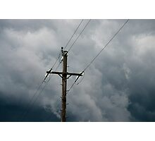 High Wire Photographic Print