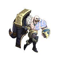 Braum League of Legends by RBSTORESSX