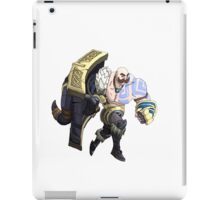 Braum League of Legends iPad Case/Skin
