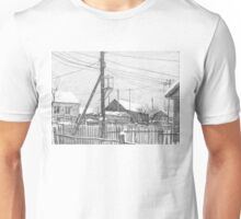 winter in the countryside Unisex T-Shirt