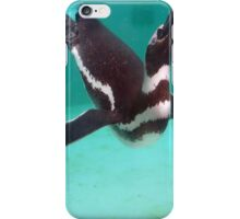 Penguin Swim  iPhone Case/Skin