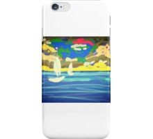 sail boats on a lovely day iPhone Case/Skin