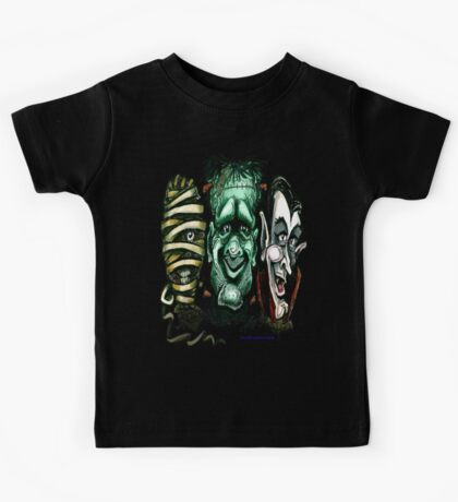 Movie Monster Kids Clothes