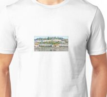 View across to Hotwells, by Tim Constable Unisex T-Shirt