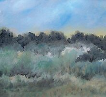abstract Landscape South East Louisiana by Jose  DeLaRosa