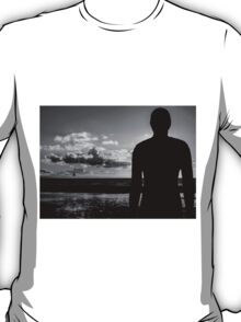 Another Place, Crosby Beach, Liverpool T-Shirt