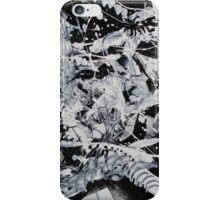 Neko Abstract #5 iPhone Case/Skin