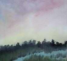 In the Marsh by Jose  DeLaRosa