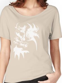 bURIED PaST -in white Women's Relaxed Fit T-Shirt