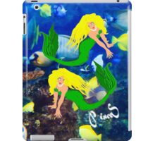 Zodiac sign Pisces iPad case iPad Case/Skin