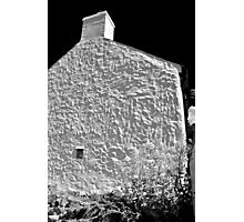 Cottage Wall, Pembrokeshire Photographic Print