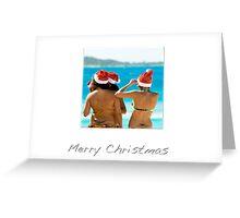 Waiting for Santa 1 Greeting Card