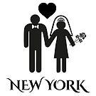 New York Wedding by springwoodbooks