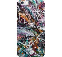 Neko Abstract #7 iPhone Case/Skin
