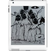 The Hooded Figures- Night Vale iPad Case/Skin