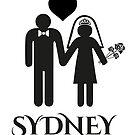 Sydney Wedding by springwoodbooks