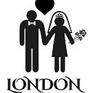 London Wedding by springwoodbooks