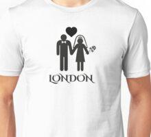 London Wedding Unisex T-Shirt