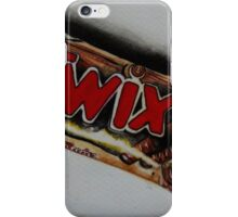 Twix Chocolate Bar iPhone Case/Skin