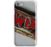 Twix Chocolate Bar iPhone Case/Skin