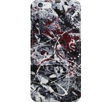 Neko Abstract #9 iPhone Case/Skin