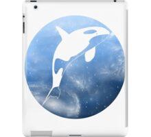 Galaxy Orca iPad Case/Skin