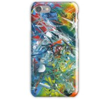 Neko Abstract #10 iPhone Case/Skin