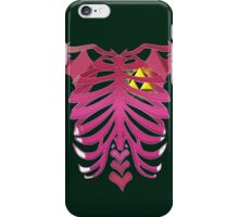Zelda Triforce heart iPhone Case/Skin