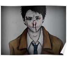 Supernatural- Castiel  Poster