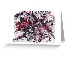 Neko Abstract #11 Greeting Card