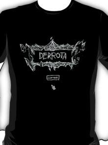 DERROTA league of legends T-Shirt